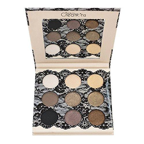 Beauty Creations - Beauty Creations Boudoir Shadow 9 Eyeshadows Powder