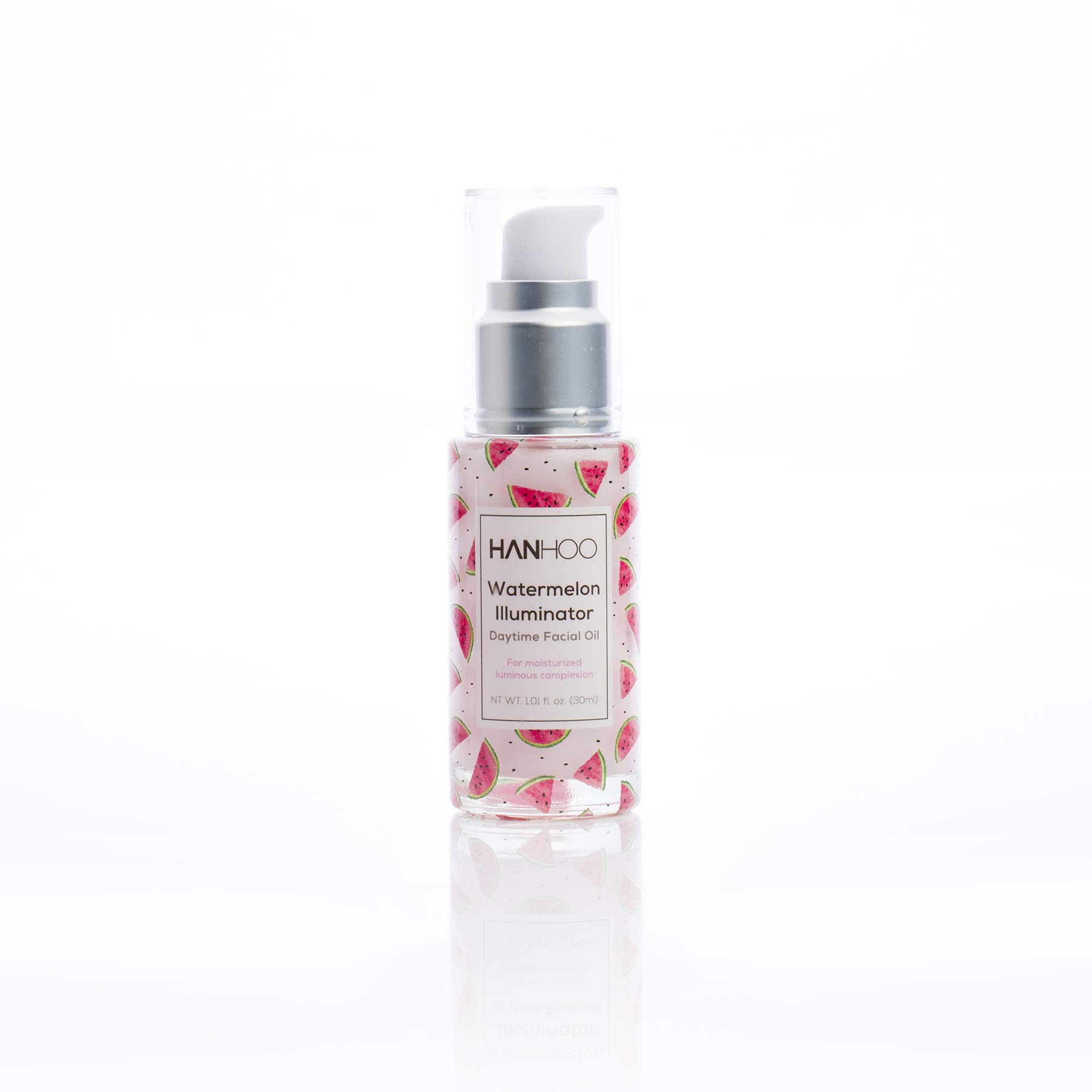null - Hanhoo - Watermelon Illuminator Facial Serums | Nourishing and Hydrating Formula - Watermelon and Apple Extract (Daytime Facial Oil)