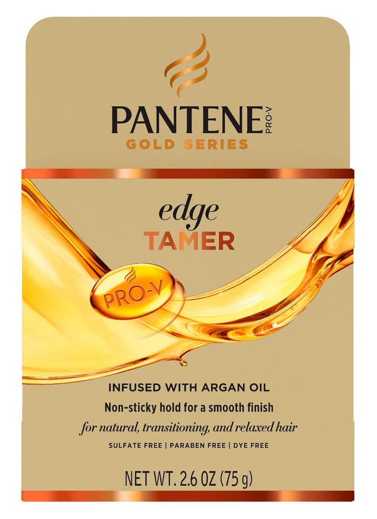 Pantene Gold Series Edge Tamer