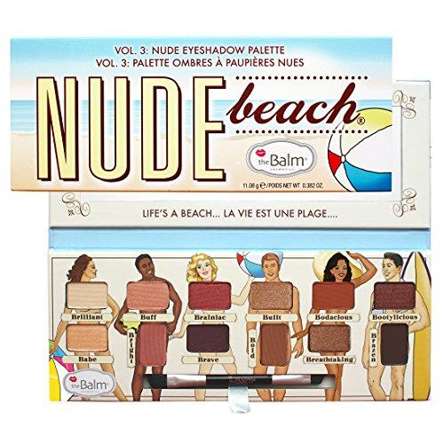 theBalm Nude Beach Eyeshadow Palette