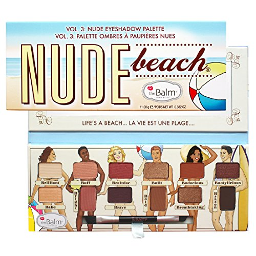 theBalm - Nude Beach Eyeshadow Palette