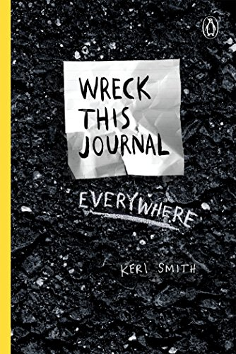 Random House - Wreck This Journal Everywhere