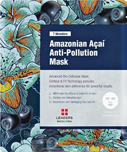 7 Wonders - Amazonian Acai Anti-Pollution Gel Mask