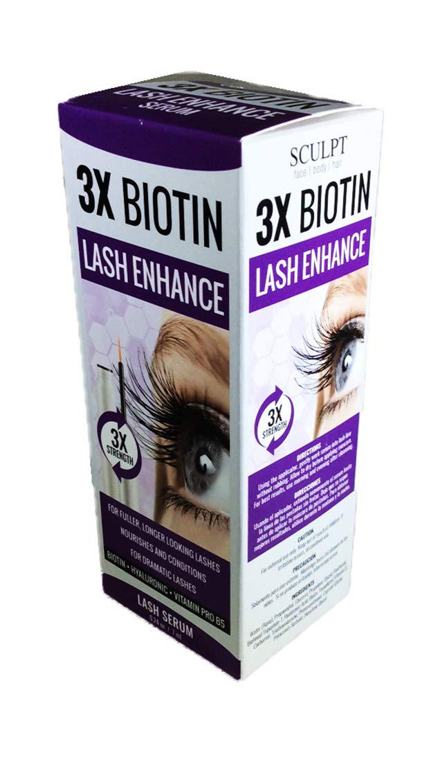 SCULPT - SCULPT 3X Biotin Lash Enhance Serum 7 ml