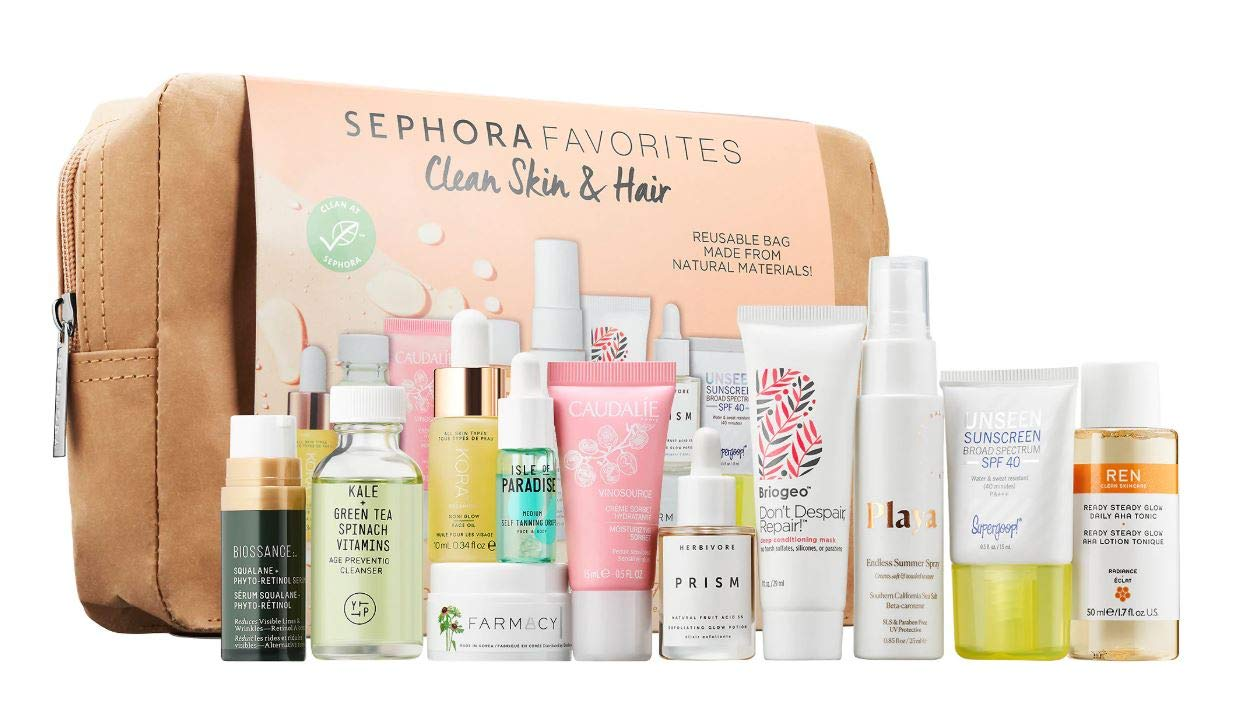 Sephora - SEPHORA FAVORITES Clean Skin and Hair Set
