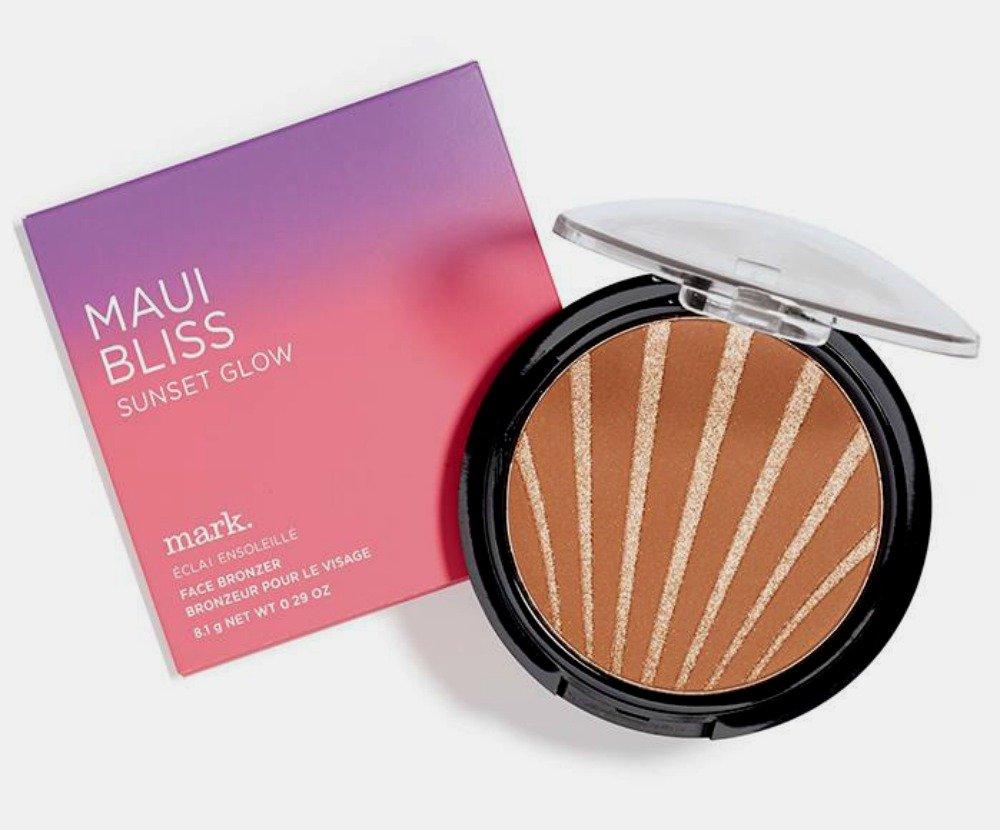 Avon - Maui Bliss Sunset Glow Face Bronzer