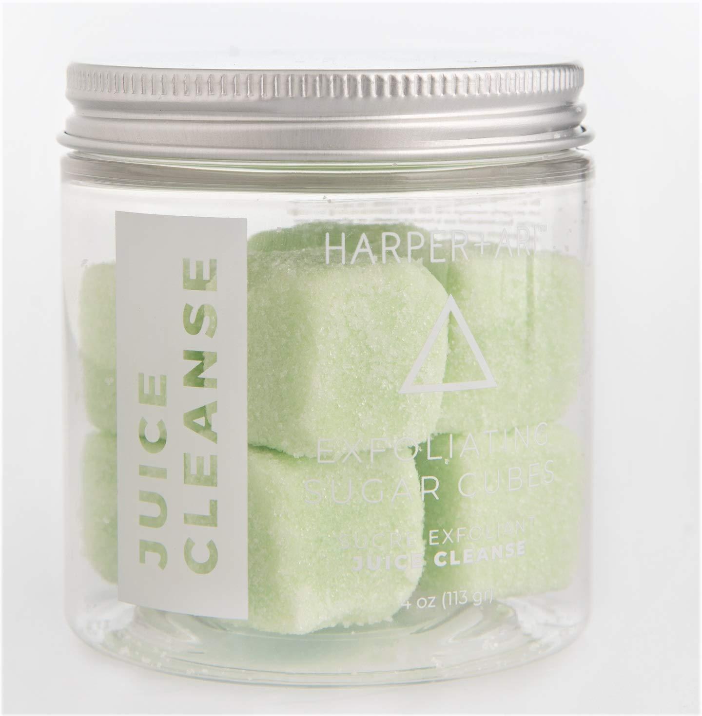 Harper+Ari - Juice Cleanse Exfoliating Sugar Cubes