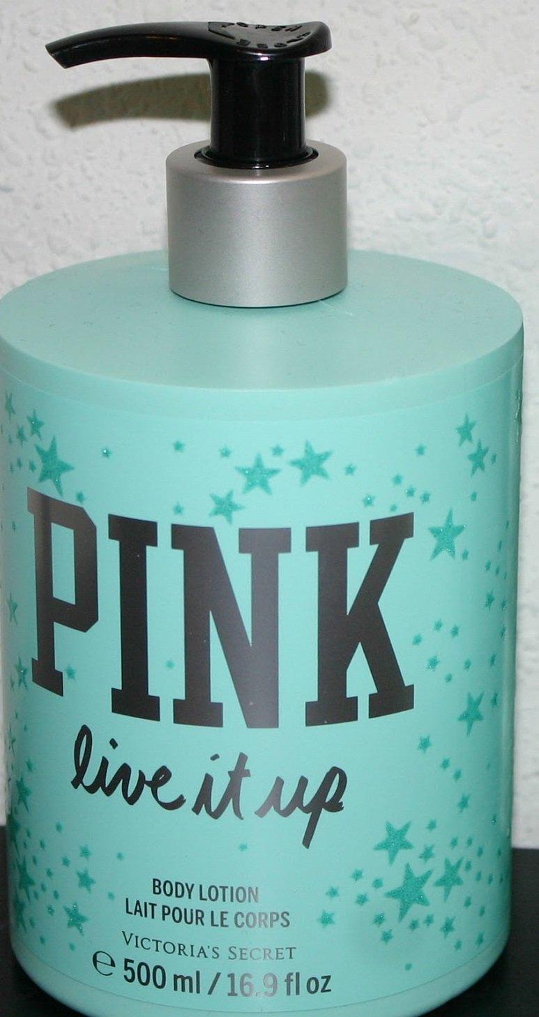 Victoria's Secret - Pink Live It Up