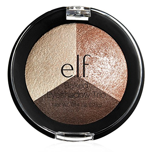 e.l.f. Cosmetics - Baked Eyeshadow Trio Peach Please