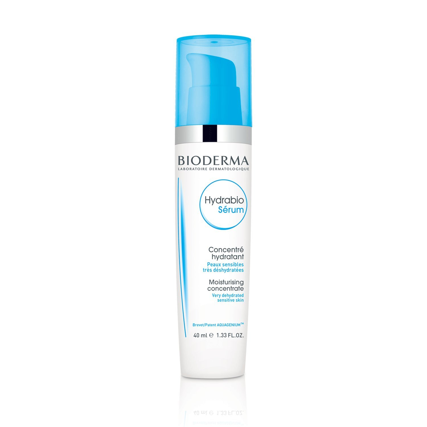 Bioderma - Hydrabio Moisturizing Serum For Face and Neck