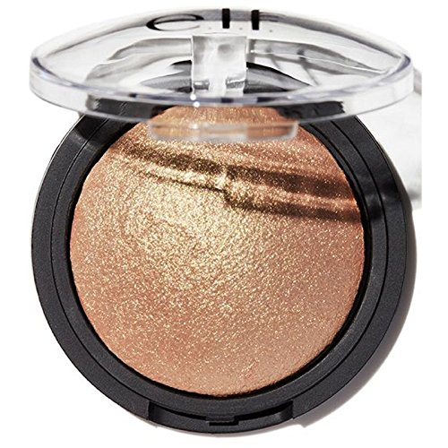 e.l.f. Cosmetics - Baked Highlighter, Apricot Glow