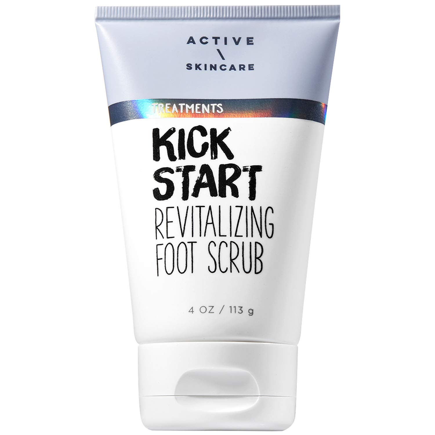 null - Bath and Body Works Active Skincare KICK START Revitalizing Foot Scrub 4 Ounce