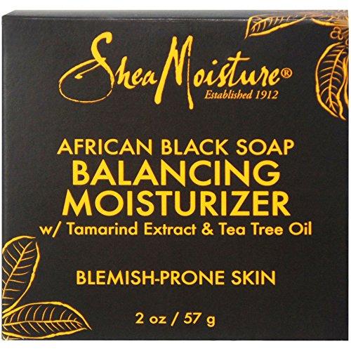 Shea Moisture - African Black Soap Balancing Moisturizer