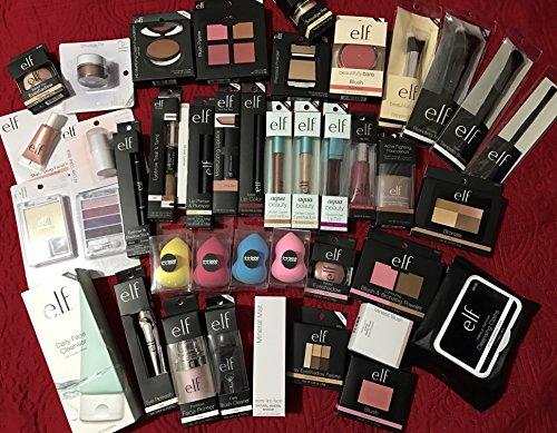 e.l.f. Cosmetics Assorted Mixed Cosmetics Lot