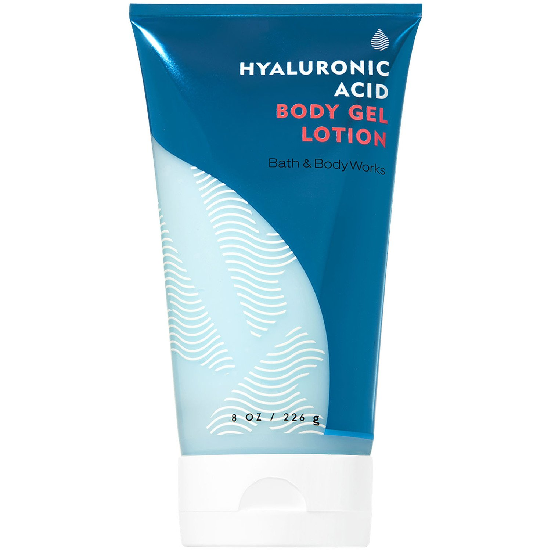 Bath & Body Works - Bath and Body Works WATER Hyaluronic Acid Body Gel Lotion 8 Ounce