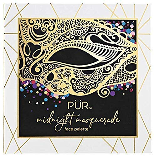 Pur Minerals - Midnight Masquerade Face Palette