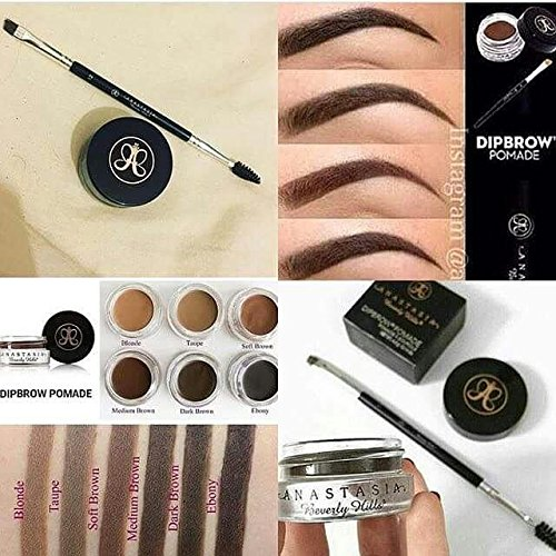 Voronajj Anastasia Chocolate Eyebrow Color