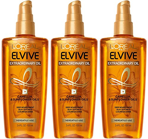L'Oreal Paris - Elvive Haircare, Extraordinary Oil Treatment