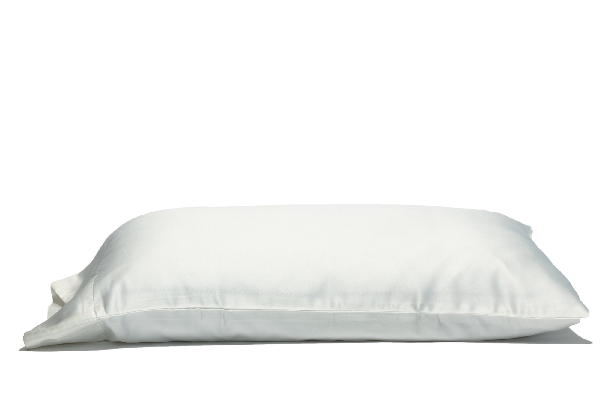 Savvy Sleepers - Savvy Sleepers Anti-Aging 100% Satin Pillowcase White Russian - Standard 20 in x 30 in