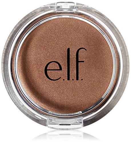 e.l.f. e.l.f. Sunkissed Glow Bronzer, Warm Tan, 0.18 Ounce