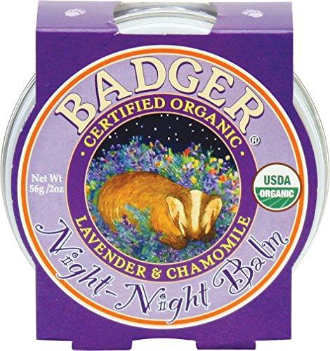 Badger - Badger Night Night Balm - 2 oz Tin