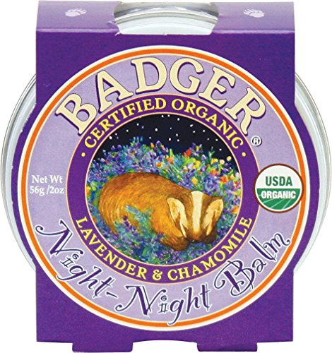 Badger - Badger Night Night Balm - 2 oz Tin