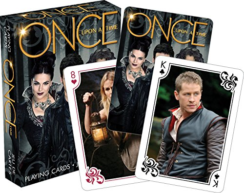 Aquarius - Aquarius Once Upon A Time Scenes Playing Cards