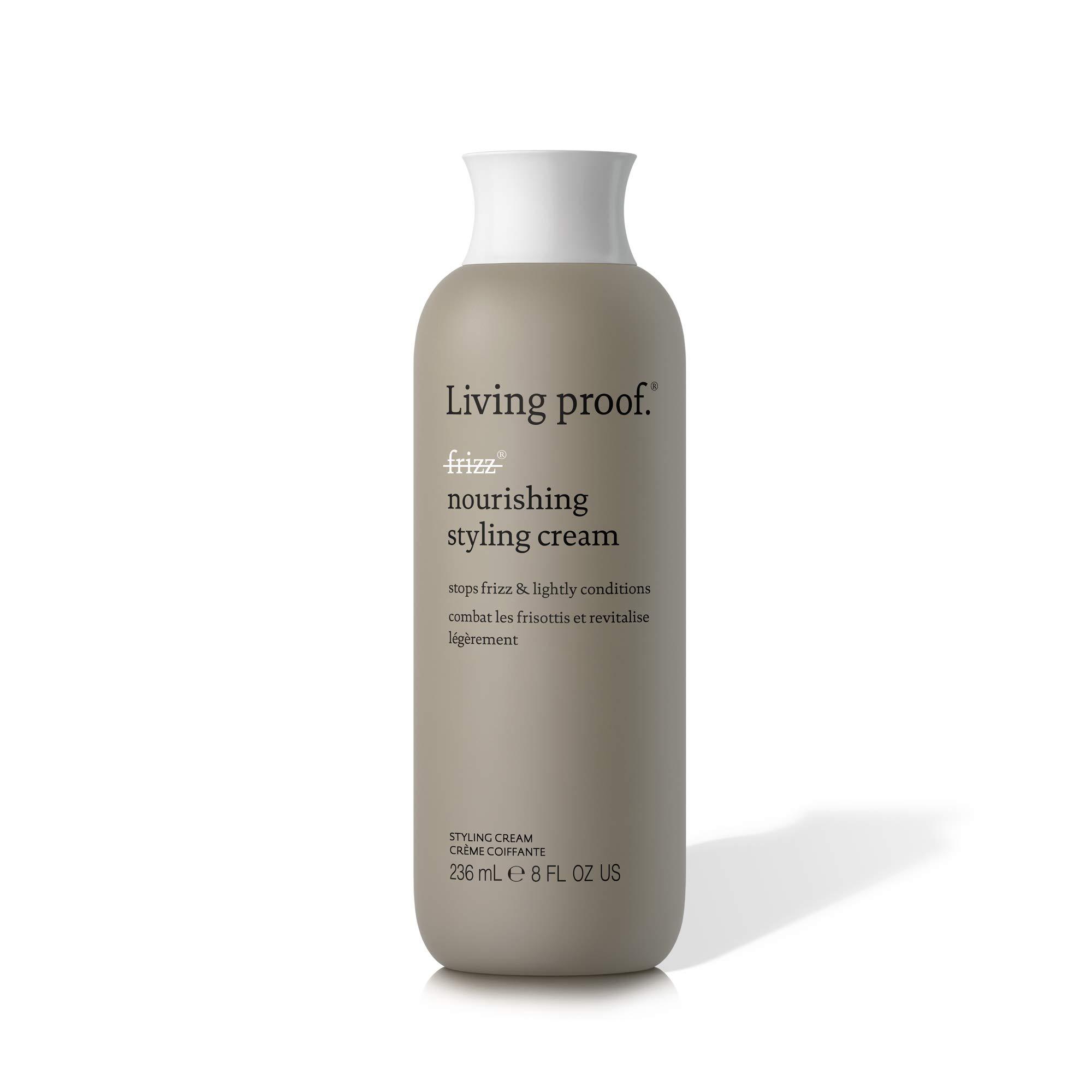 Living Proof - Living Proof No Frizz Nourishing Styling Cream, 8 oz