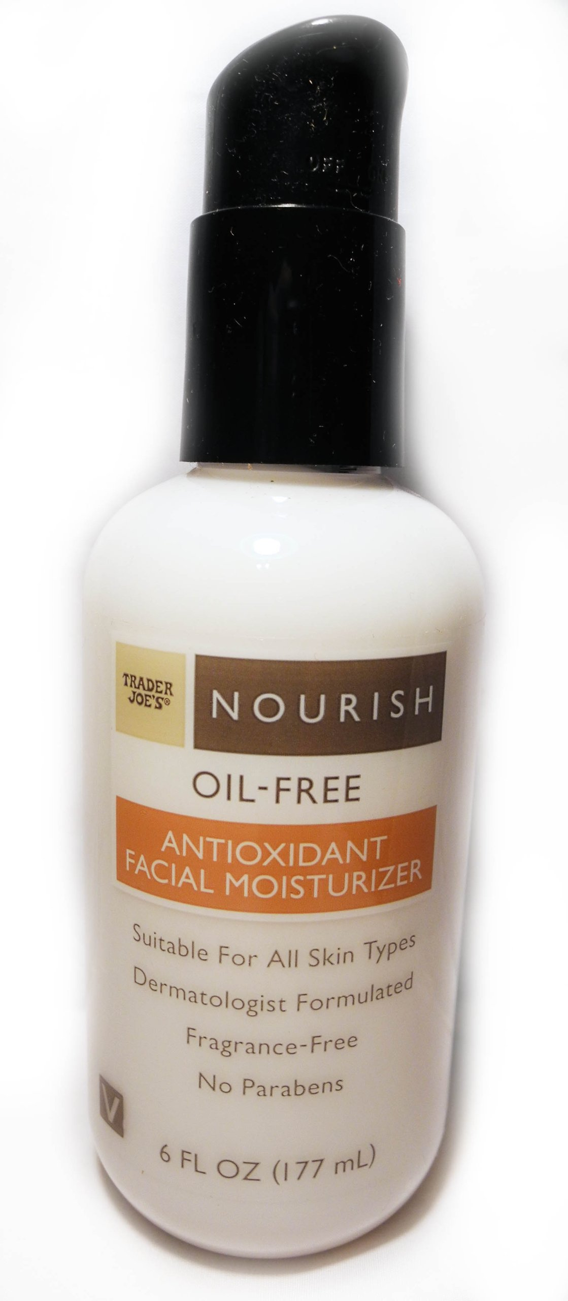 Trader Joe's - Nourish Oil-Free Antioxidant Facial Moisturizer
