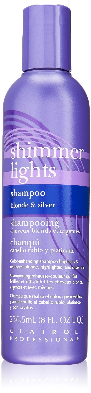 Clairol - Clairol Shimmer Lights Original Shampoo Blonde and Silver 8 oz.