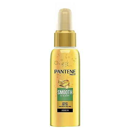 Pantene - Pantene Pro-V with Argan Dry Oil Smooth and Sleek, 100 ml