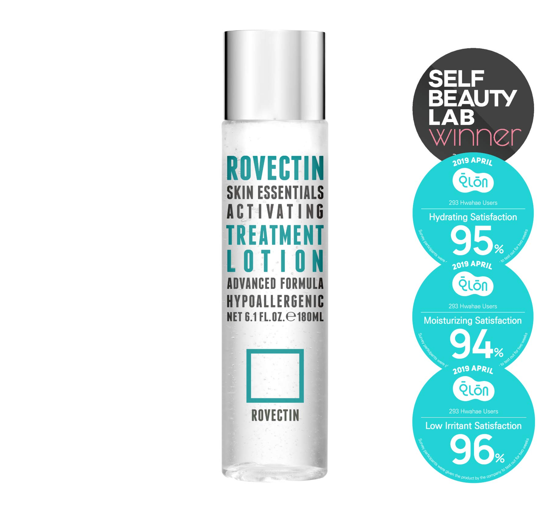 Rovectin  - Activating Treatment Lotion