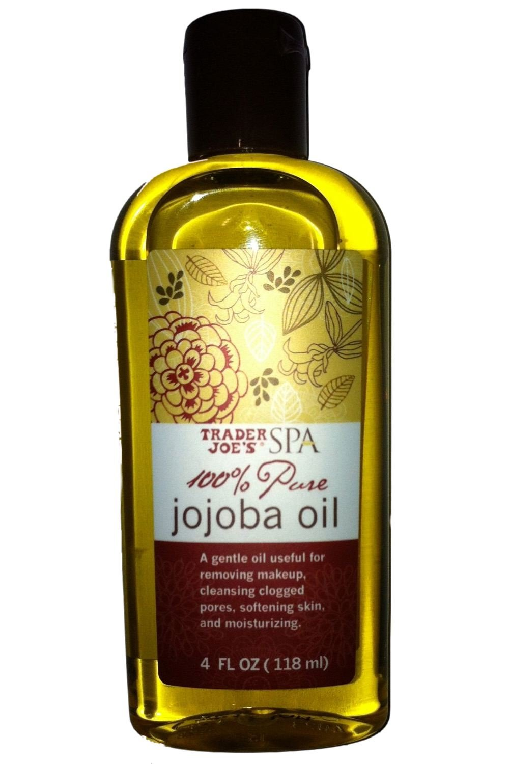 Trader Joe's - Trader Joe's 100% Pure Jojoba Oil 4 Oz
