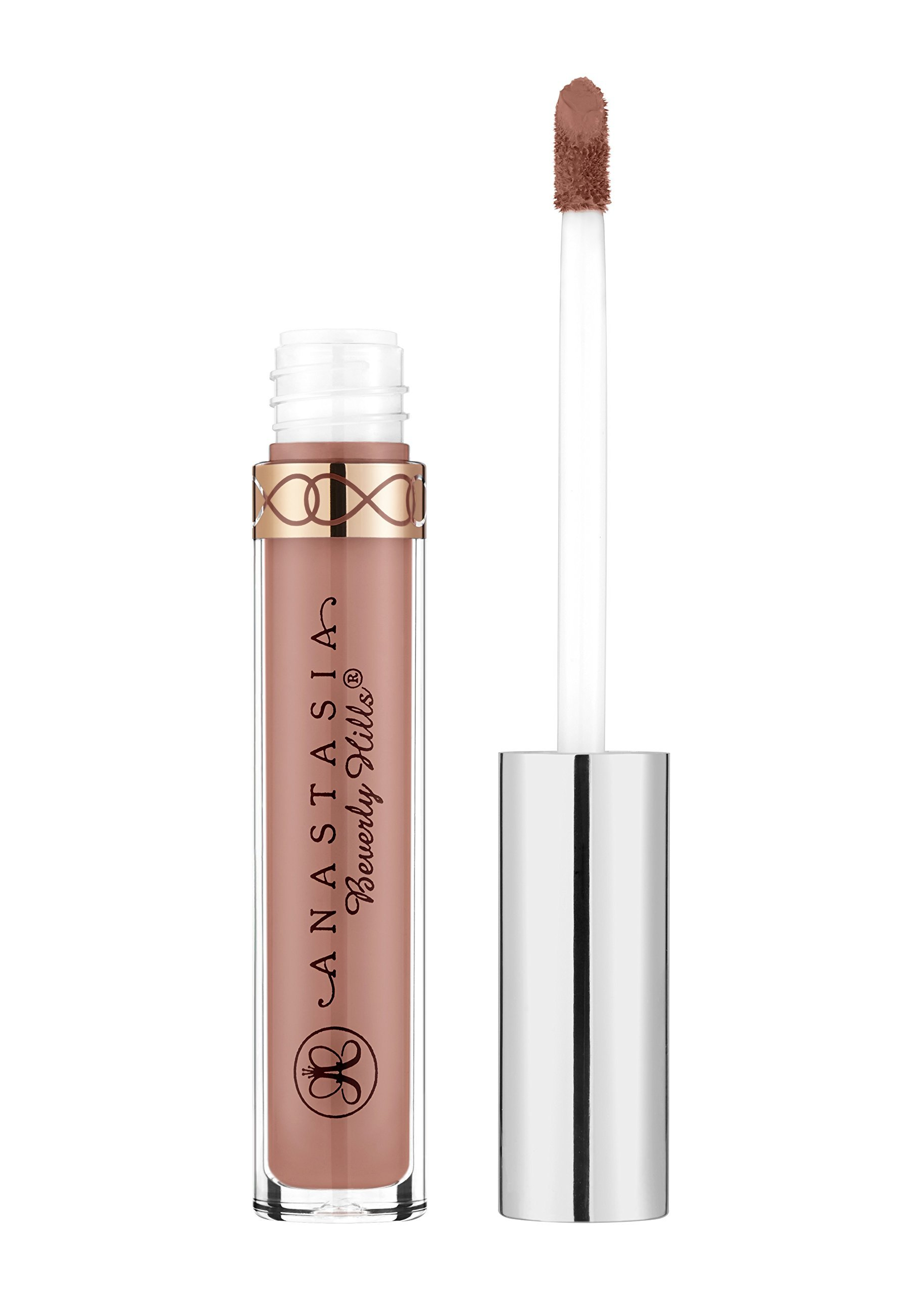 Anastasia Beverly Hills - Anastasia Beverly Hills - Liquid Lipstick - Pure Hollywood - Pale Mauve Nude