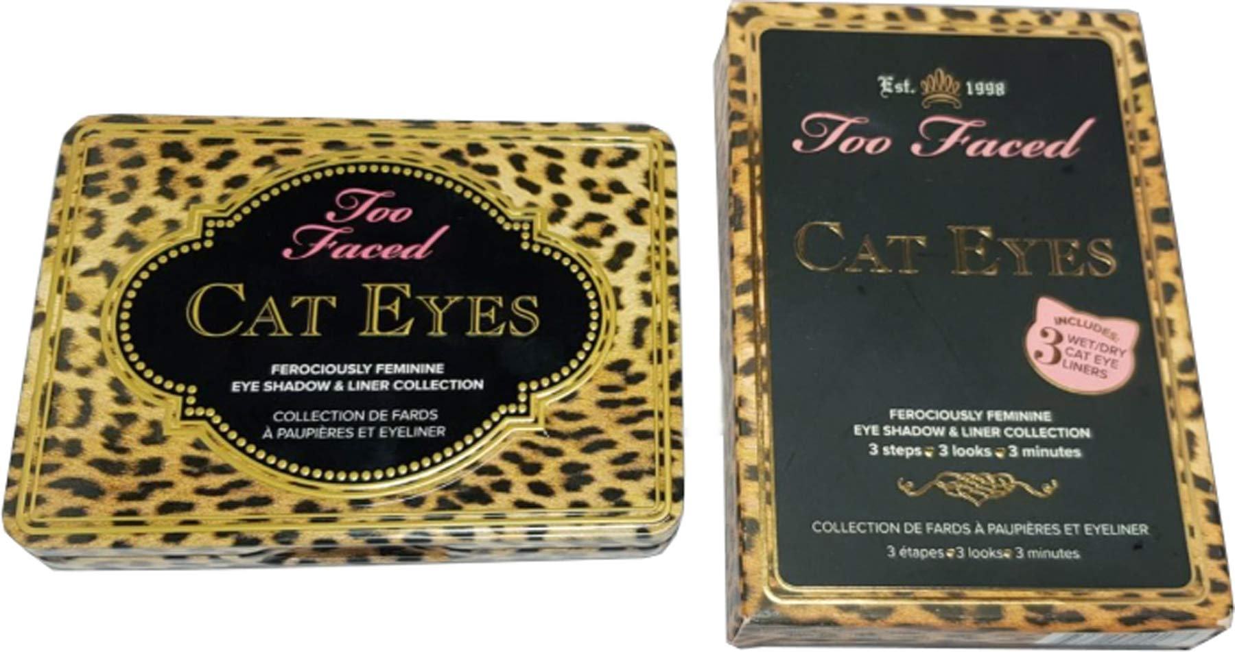 Too Faced - Too Faced Cat Eyes Eye Shadow & Liner Collection