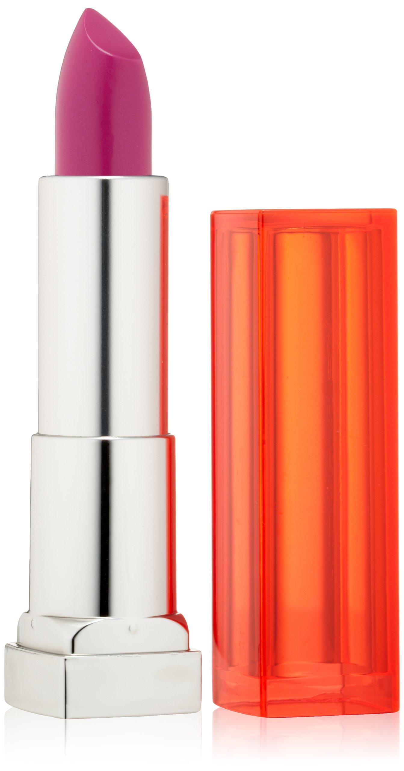 Maybelline New York - Maybelline New York Color Sensational Vivids Lipcolor, Hot Plum, 0.15 Ounce