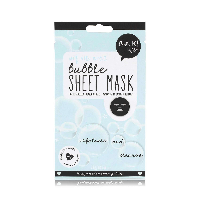 Oh K! Bubble Sheet Mask