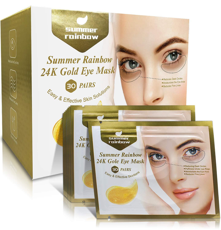 Summer Rainbow - Eye Treatment Mask