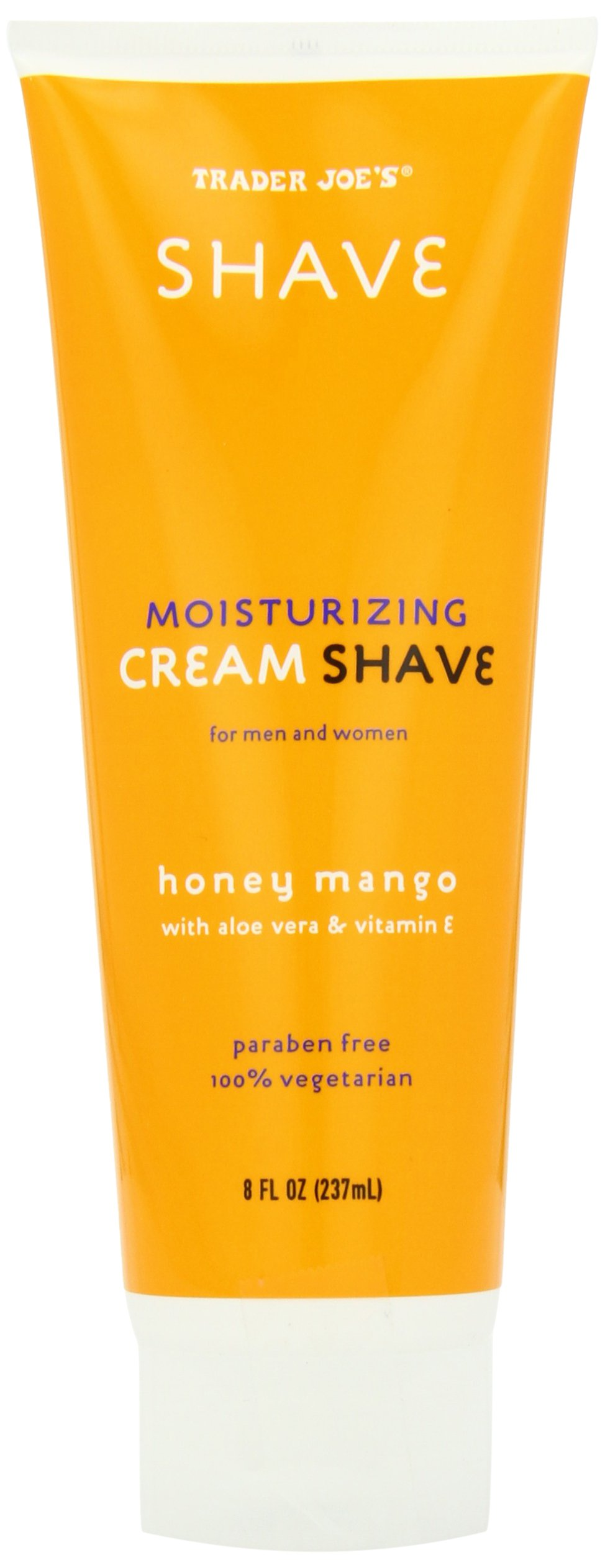 Trader Joe's Moisturizing Cream Shave Honey Mango