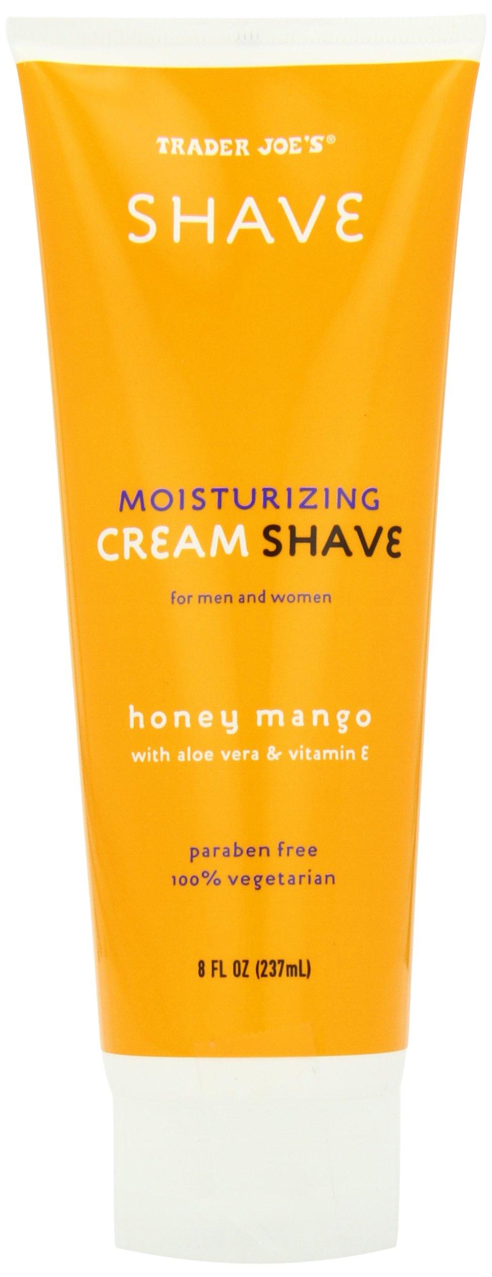 Trader Joe's - Moisturizing Cream Shave Honey Mango