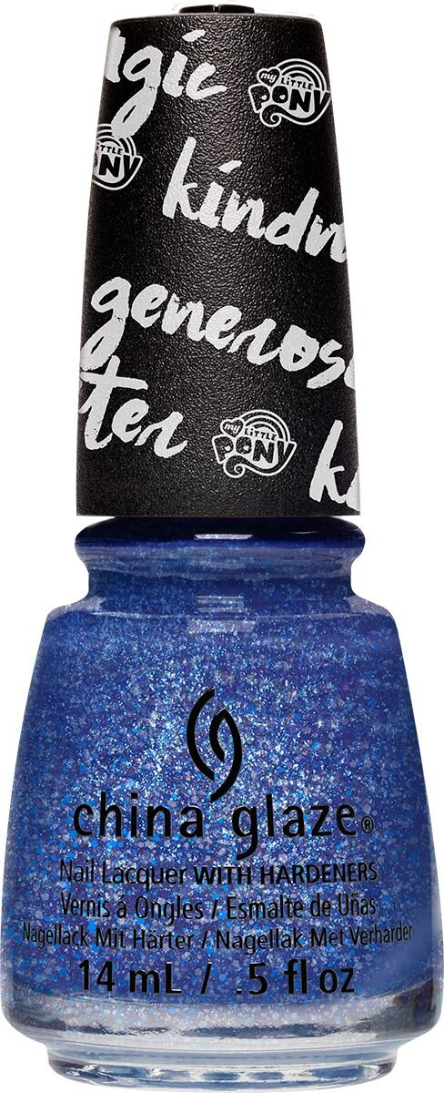 China Glaze Let Your Twilight Sparkle Nail Polish
