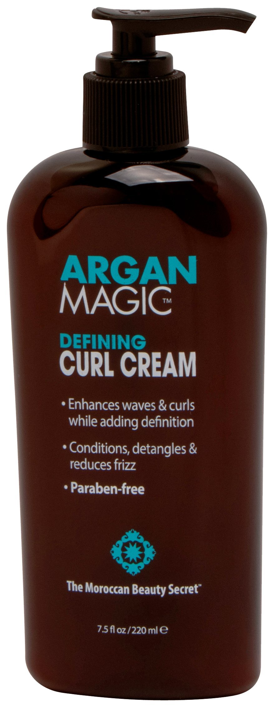 Argan Magic - ARGAN MAGIC - Defining Curl Cream (7.5 Ounce/220 Milliliter)