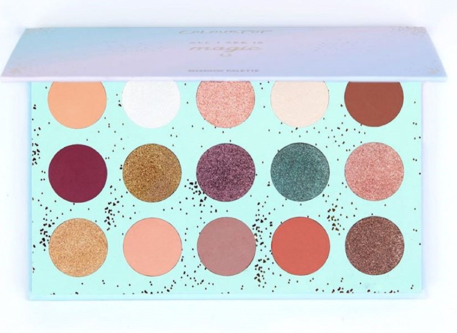 ColourPop - ColourPop All I See Is Magic Pressed Powder Shadow Palette