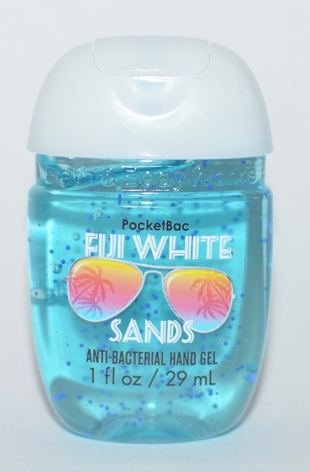 null - Bath & Body Works PocketBac Hand Gel Sanitizer Fiji White Sands