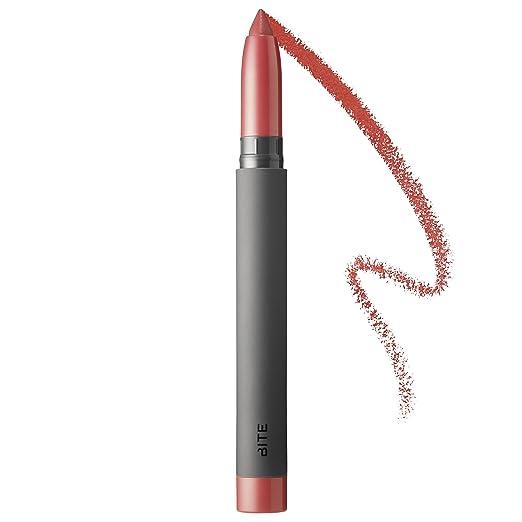 Bite Beauty Matte Creme Lip Crayon, Pêche