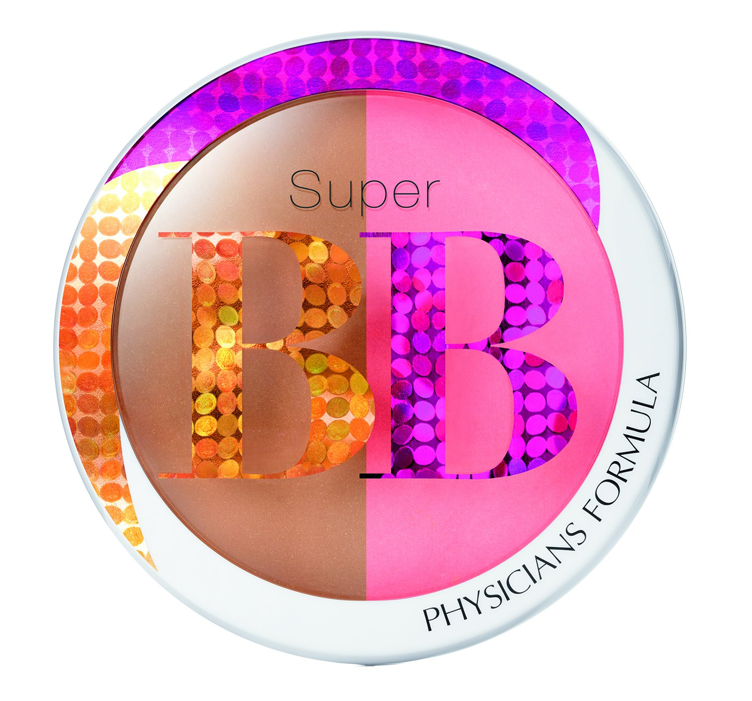Physicians Formula - Physicians Formula Super BB All-in-1 Bronzer and Blush SPF 30, Light, 0.29 Ounce