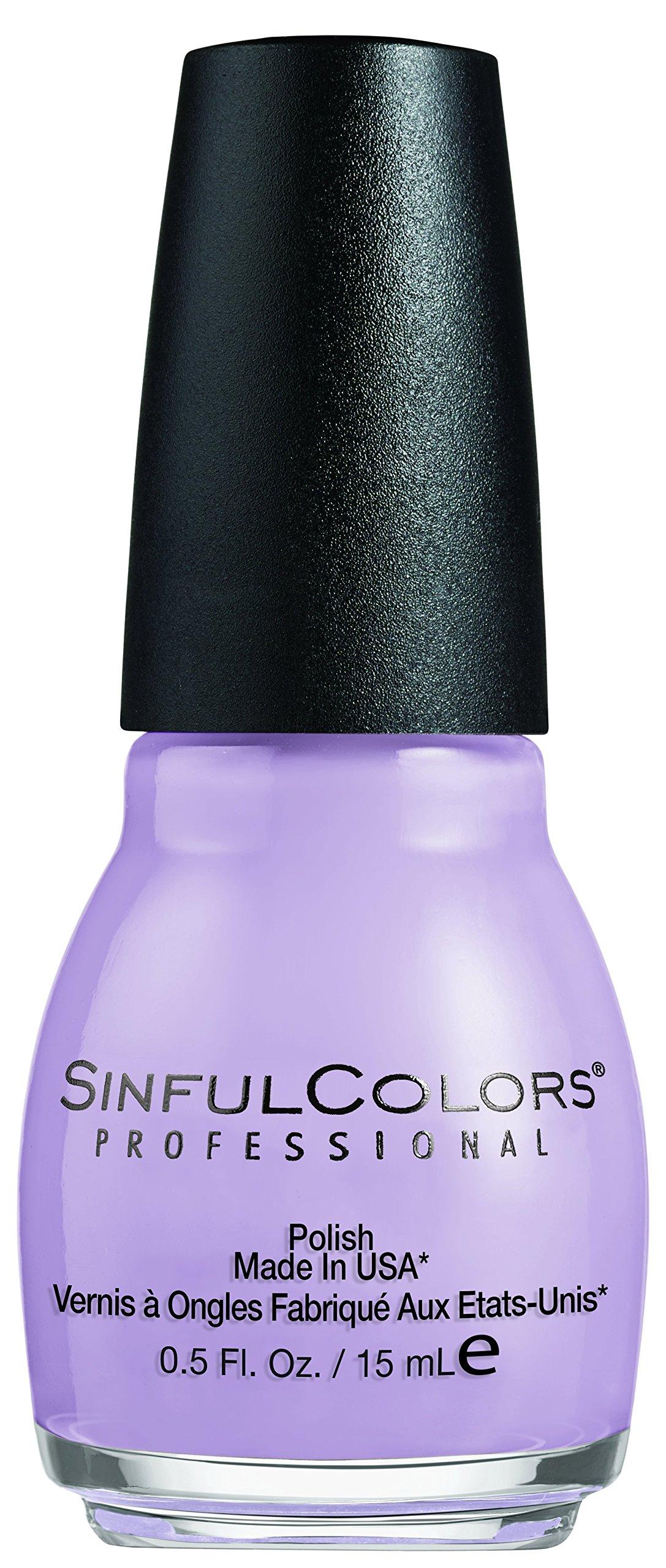 Sinful Colors - Nail Polish Lie-Lac