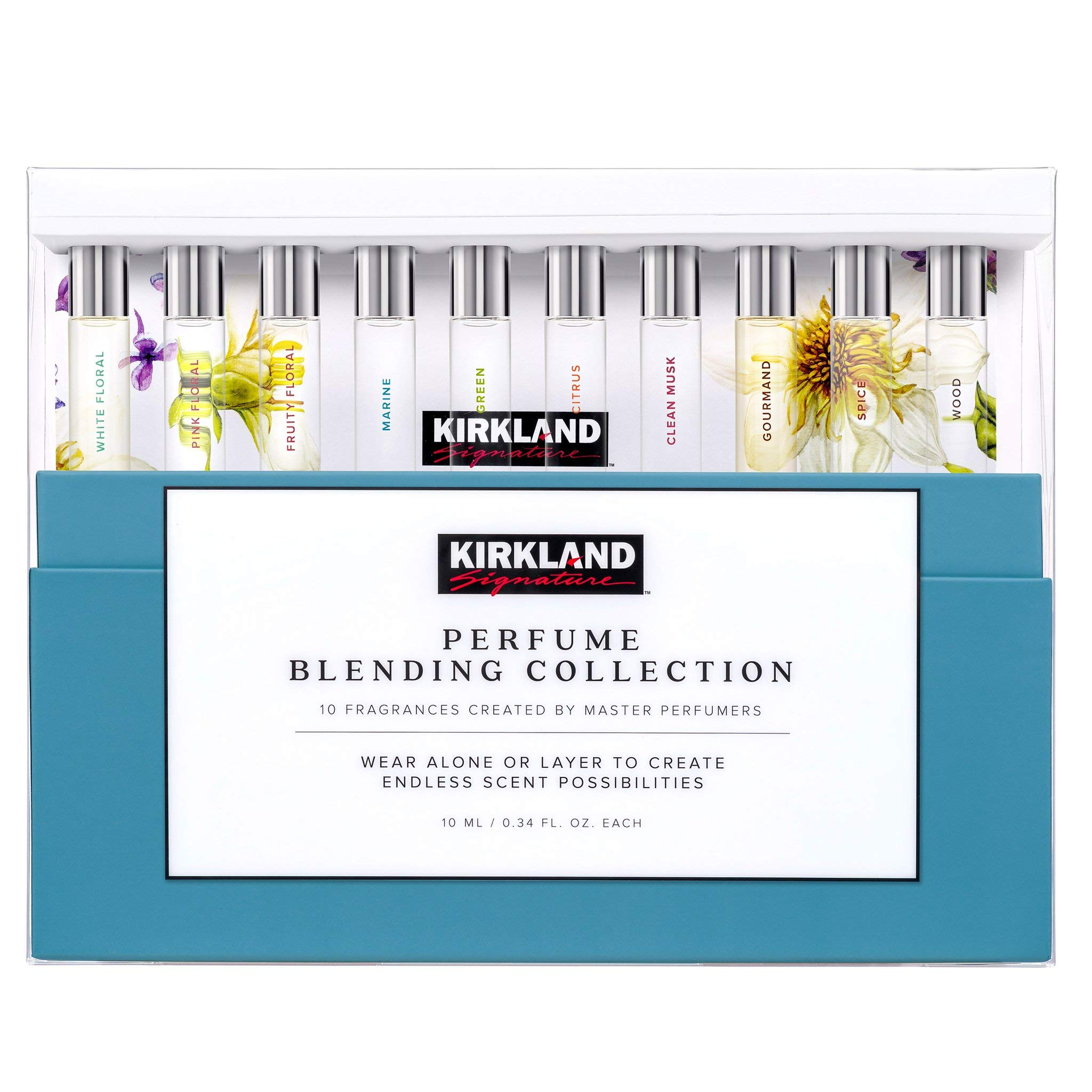 null - Perfume Blending Collection Kit