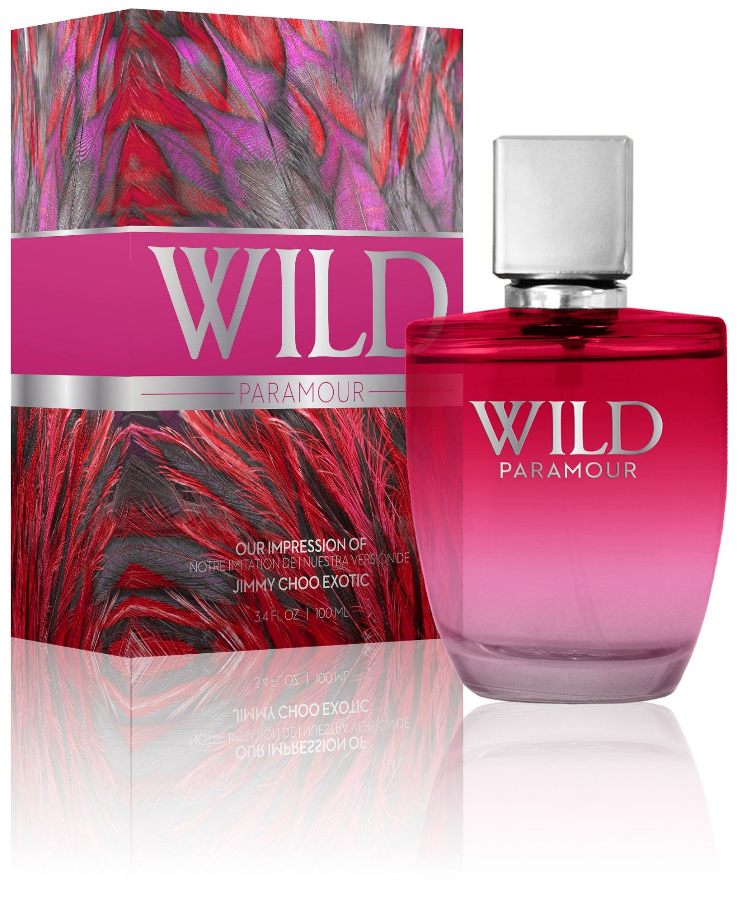 null - WILD PARAMOUR PERFUME for WOMEN 3.3 fl. oz. (impression of Exotic) by PREFERRED FRAGRANCE