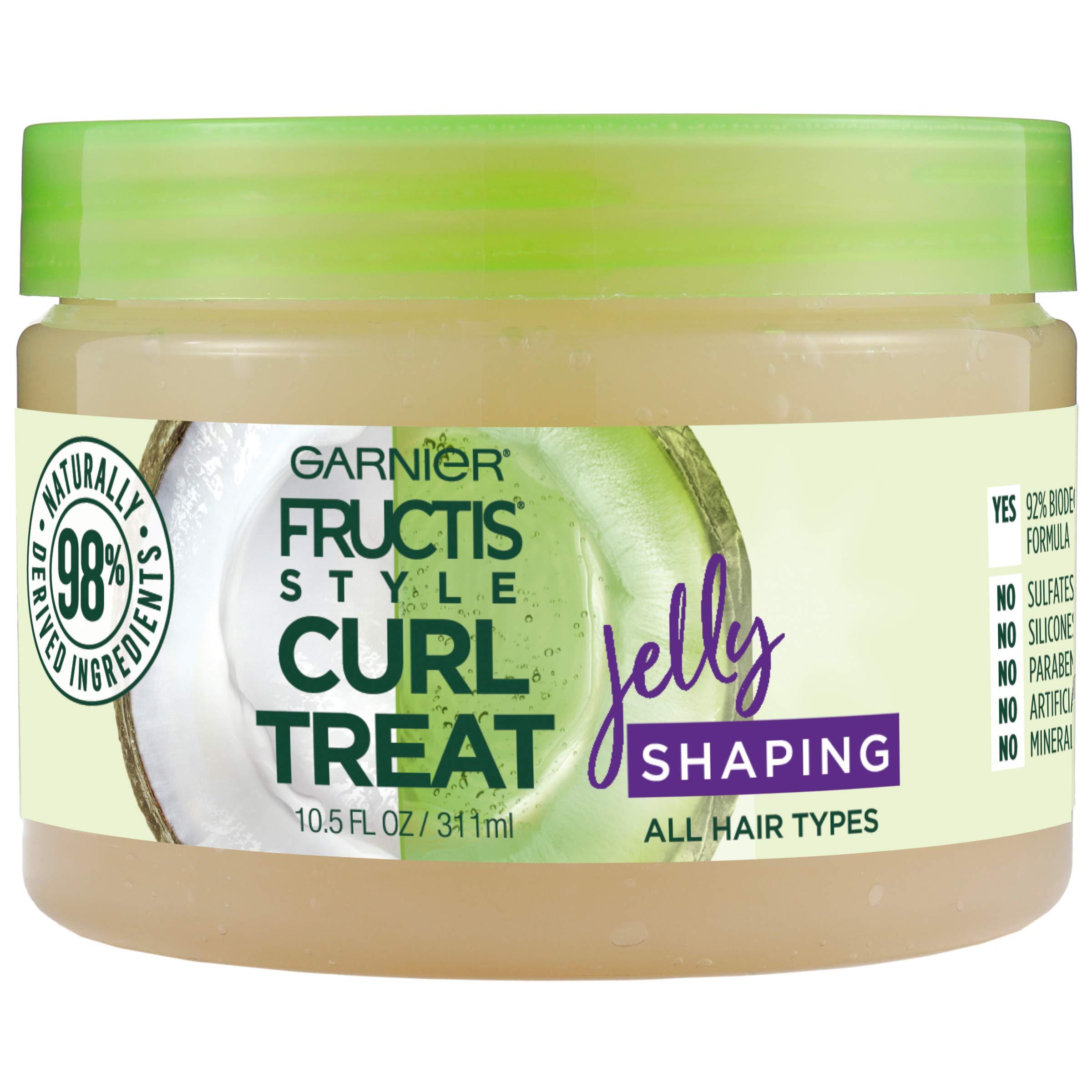 Garnier - Curl Treat Butter Hydrating Leave-in Styler Gel
